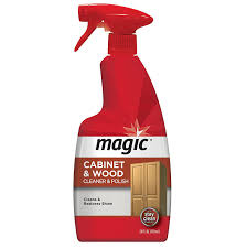 Kitchen Cabinet Cleaning Products Amazon Com Magic American Cabinet And Wood Cleaner U0026 Polish 24