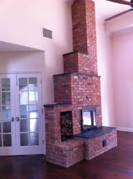patio heaters san diego masonry heater fireplace by empire masonry heaters this was done