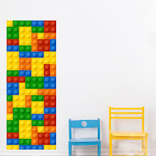 Kids Lego Room by Online Shop Building Blocks Children Lego Door Wall Stickers For