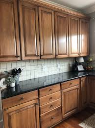 how to paint brown cabinets my painted kitchen cabinet makeover the brown cabinets