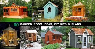 Garden Building Ideas 60 Garden Room Ideas Diy Kits For She Cave Sheds Cabins Studios