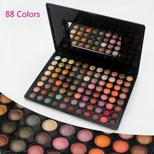 ping pro88 full color professional eye shadow beauty makeup kit palette eyeshadow 88p01 7