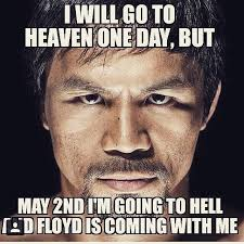 Pacquiao Meme - the best memes before during and after maypac