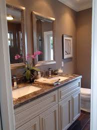 chocolate brown bathroom ideas best 25 brown bathroom ideas on brown bathroom paint