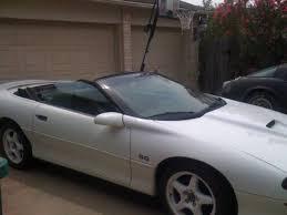 1996 convertible camaro 1996 chev camaro ss convertible 2 door 100k act for sale