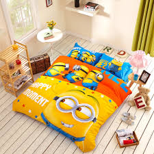 Free Bed Sets Minion Bedding Set Bed Sets Cotton And Free