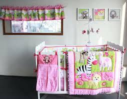 Pink Zebra Crib Bedding Zebra Crib Bedding Set Myfilms Club