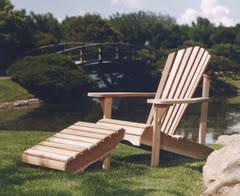 Patio Garden And Outdoor Furniture By ALL THINGS CEDAR Patio Furniture - Cedar outdoor furniture