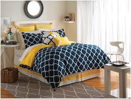 blue and yellow comforter sets chic home amaretto chevron