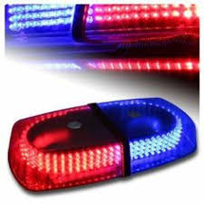 Emergency Light Bars For Trucks 240 Leds Car Auto Rooftop Flashing Strobe Emergency Vehicle