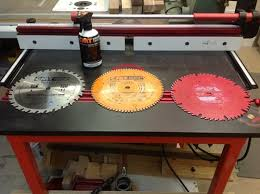 can you use a table saw as a jointer table saw blade options thin kerf blade or standard 1 8 by