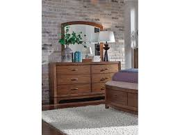 liberty furniture bedroom dresser and mirror 705 br dm kettle