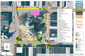Athens Map Athens Main Street Releases Grease Festival Map Local News