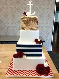 nautical themed wedding cakes nautical cake decorating supplies themed wedding cakes idea in 5