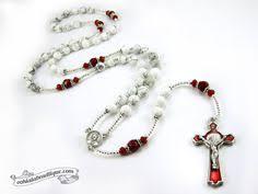 single decade rosary handmade travel rosary rosary single decade rosary single
