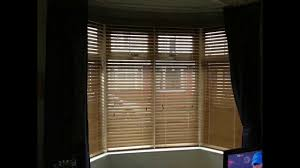 bay window blinds youtube