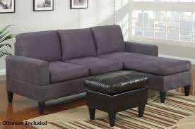 Grey Sectional Sofas Grey Fabric Sectional Sofa And Ottoman A Sofa Furniture