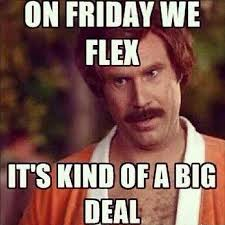 Funny Lifting Memes - on friday funny gym meme