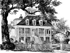 house plans tidewater u2013 house and home design