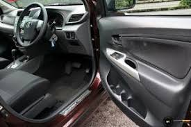 New Avanza Interior Toyota Avanza For Family Go Getters Motorsportchannel Com