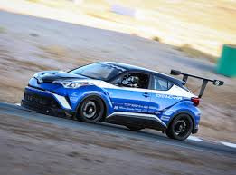 toyota compact toyota c hr r tuned is a 600 hp compact crossover 95 octane