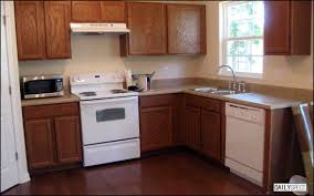 How To Remove Stain From Wood Cabinets Kitchen Cabinet Ways To Clean Wood Kitchen Cabinets Wikihow
