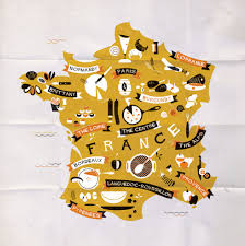 Road Map Of France by France Road Trip That U0027s Fun For All The Family France Map