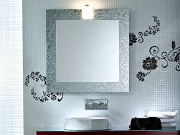 Bathroom Mirror Decorating Ideas Small Bathroom Decorating Ideas Hgtv Bathroom Decor