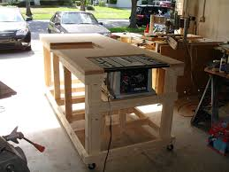Tool Bench For Garage Backyard Workshop Ultimate Workbench