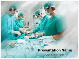 surgical procedure ppt template for medical professionals