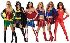 Superhero Halloween Costumes Teenage Girls Ladies Superhero Costumes U2013 Festival Collections