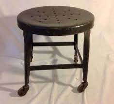 Steampunk Bar Stools Stools With Wheels Foter