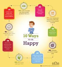 10 steps to happiness how to be happy the of living global