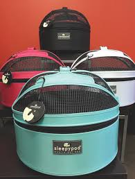 Sleepypod Mobile Pet Bed Enter To Win One Of These Super Comfy Dog Beds