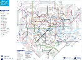 Subway Map by London Subway Map Subway Map London England
