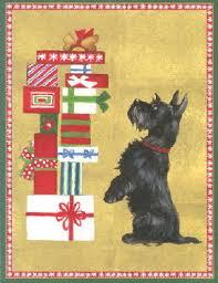 scottish terrier vintage cards cards scottish