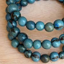 turquoise beads bracelet images Blue bead bracelet jpg