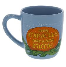 godmother mugs disney parks cinderella fairy godmother mug even miracles take a