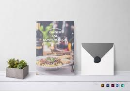 12 farewell dinner invitations jpg vector eps ai illustrator