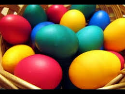Coloring Eggs How To Color Easter Eggs With Food Coloring Youtube