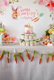 shop the party bunny themed party themed birthday parties