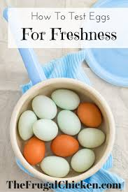 try the egg float test to tell if that u201cfresh u201d egg is good or bad