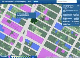 nyc tax maps liberating data from nyc property tax bills chris whong