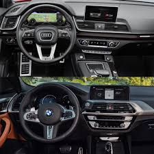photo comparison audi sq5 vs bmw x3 m40i