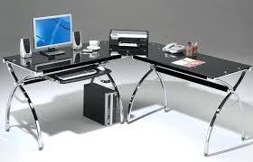 Office Depot Glass Desk Office Desk Glass Desk Office Depot Desks For Home L Shaped Top