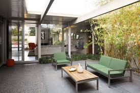 eichler believed in bringing the outdoors in i used to make