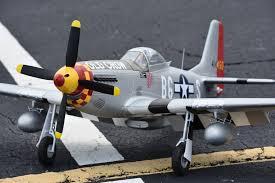 51d mustang eleven hobby p 51d p51d mustang 1100mm 43 wingspan pnp