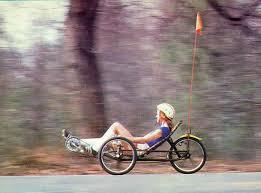 Recliner Bicycle by A Cut Rate Diy Recumbent Bike Diy Earth News
