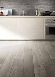 Kitchen Laminate Flooring Tile Effect And Splashback Treverktime Wood Effect Stoneware Floors