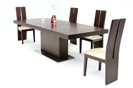 contemporary oak dining table square modern oak dining room chairs